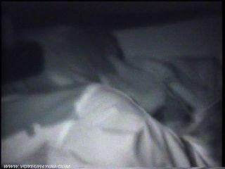 आधी रात यौन जोड़े को कार में कमबख्त