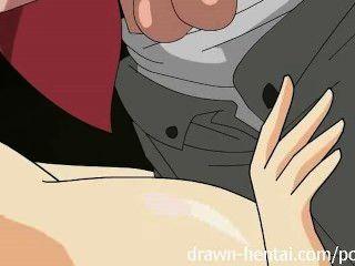 naruto hentai: Tsunade नग्न बकवास