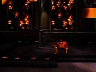 3 डी खाल उधेड़नेवाला नृत्य