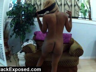 मोटा assed लोमडी सेक्स टेप पर पकड़ा