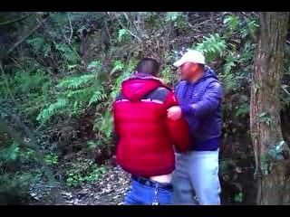 [जासूस वीडियो] परिपक्व भालू आदमी CHN चूसना मुर्गा
