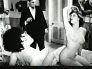 दृश्य 3 - सॉफ़्टकोर 567 50 के दशक और 60 के दशकों जुराब