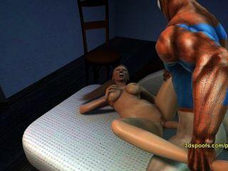 speederman fucks तंग रसदार गीला किशोर बेहोश