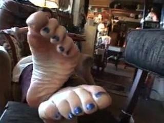 परिपक्व नीले पैर सेक्सी तलवों