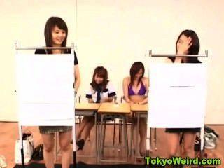 कक्षा जापानी sluts पट्टी