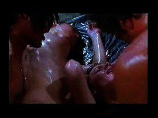 तेल विंटेज किशोर नंगा नाच