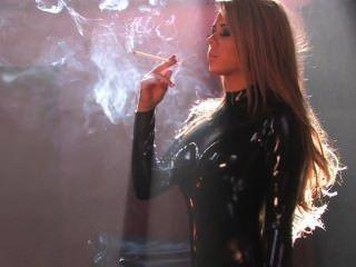 केटी धूम्रपान