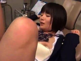डॉक्टर बकवास जापानी blazor वर्दी स्कूल लड़की
