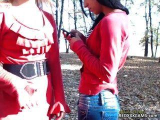 वेब कैमरा में प्यारा किशोर - प्रकरण 255