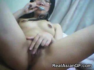 वास्तविक किशोरों एशियाई gfs!