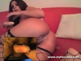 camgirl साथ cam2cam
