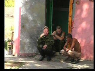 रूसी सैनिकों ऑरेनबर्ग 1 - 2
