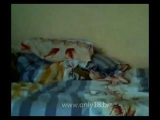 bulgarian श्यामला किशोर वेब कैमरा घर वीडियो
