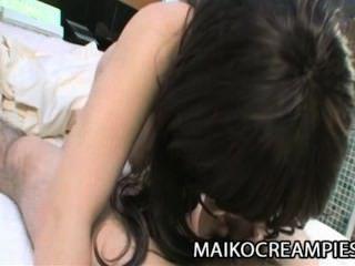 Kie Miyata - मीठा जापान एमआईएलए मुश्किल टक्कर लगी