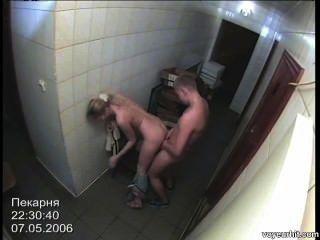 सुरक्षा कैमरे सेक्स
