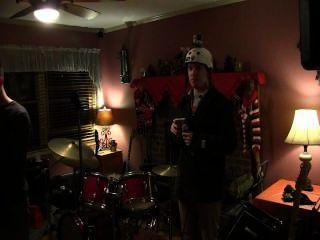 ग्रेग सेलेस सह रानी लाइव jizz Sesh