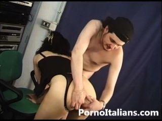 Pornostar Italiana नताशा चुंबन गुदा - Pornostar इतालवी गुदा