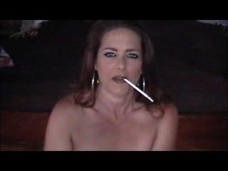 आभासी धूम्रपान handjob