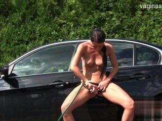 मिठाई पत्नी assfucking
