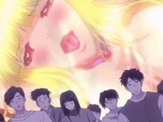 [Falara ♥ हेनतई] गोरा प्रथम राक्षस गैंगबैंग में उल्लंघन हो जाता है