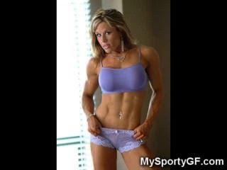 muscled स्पोर्टी GFS!