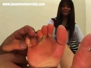जापानी पैर सूँघने