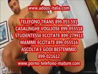 Godi अल telefono erotico बस्सो costo 899.892.007