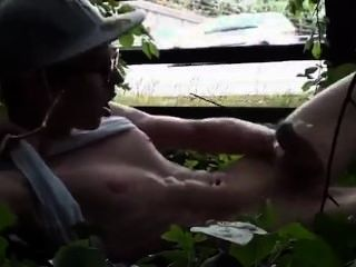 masturbandose एक लाडो डे ला Carretera