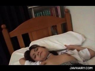 स्कूल में किशोर जापानी गुड़िया गड़बड़ गहरी और उसे भट्ठा में हार्ड