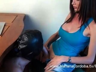 मारियाना मोंटेवीडियो में मेरे दास कोरडोबा