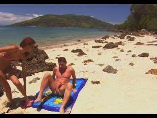 समुद्र तट गुदा ढिलाई