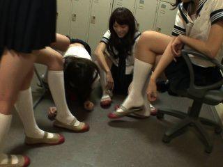 जापानी गिरोह पैर महक भाग 1 (जापानी ऑडियो)