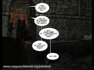3 डी हास्य: साक्षात्कार - परी कथा