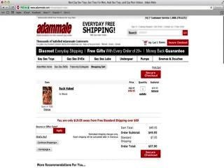 adammale.com पर बिक्री कूपन कोड + मुफ्त शिपिंग से 50% के लिए समलैंगिक सेक्स डीवीडी