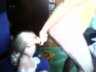मेरी गुड़िया और मुझे