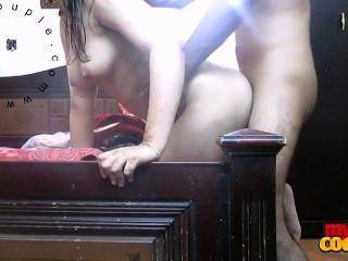 भारतीय जोड़ी कट्टर सेक्स सोनिया भाभी कुत्ते शैली में गड़बड़