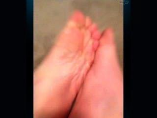 स्काइप पैर