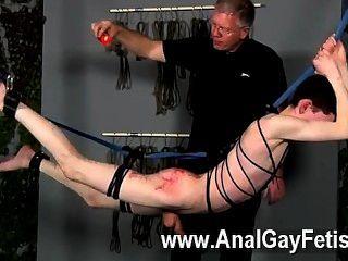 मास्टर सेबेस्टियन केन के समलैंगिक क्लिप मिठाई हारून अरोड़ा के साथ खेलने के लिए है