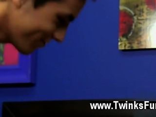 Twink सेक्स कोनर ब्राडली और हंटर स्टार एक बिना एक कभी नहीं फिल्माया है
