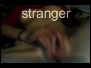सेक्सी किशोर वेब कैमरा पर masturbates ऊपर बंद