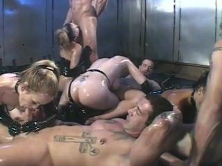 बेबे स्तन, क्रिस्टी ली, Meara और सैंड्रा रोमेन - सदोम 1