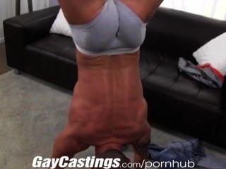 $ के लिए कैम पर पेशी संवर्धन झटके बंद झालर gaycastings