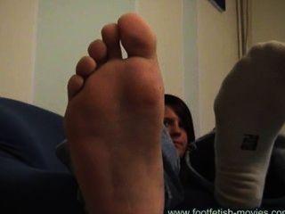 पैर और मोजे