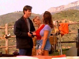 सीमा (ब्रांडी डेविस, Lorissa mccomas) 1998 सॉटकोर फिल्म का परीक्षण