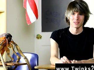 समलैंगिक मुर्गा युवा केसी जोन्स कानूनी वर्ष अश्लील दृश्य करने के लिए पुराने और नए है!