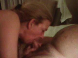 Slutwife जेनी भूरे खुद को बाहर whoring