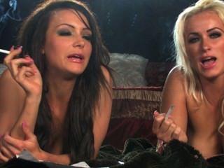 जेना और डैनी धूम्रपान साक्षात्कार