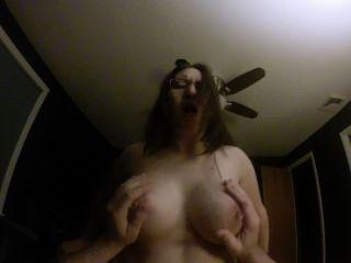 मोटा पूर्व प्रेमिका के साथ GOPRO पीओवी सेक्स
