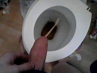 छोटे डिक pissing