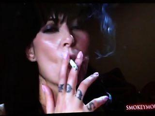 धूम्रपान सेक्स मिश्रण # 1